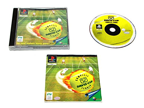 Playstation 1 - Davis Cup Complete Tennis
