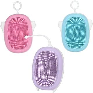 Mini Ultrasonic Facial Brush, Travel size facial brush (thejmed.com) (Pink)
