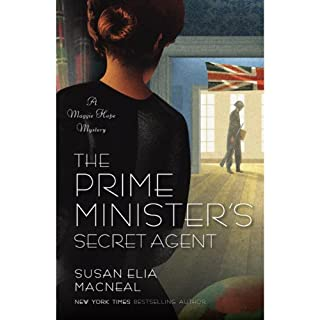 Page de couverture de The Prime Minister's Secret Agent