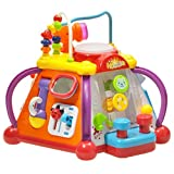 Early Education Baby Activity Cube Toy