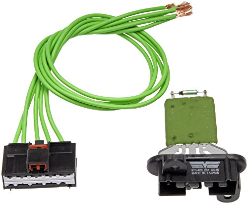 HVAC Blower Motor Resistor Kit Dorman 973-407