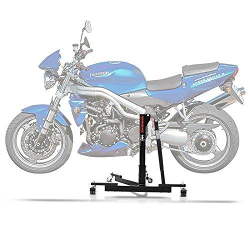 Bequille d'atelier Centrale ConStands Power Evo Triumph Speed Triple 97-01 Noir