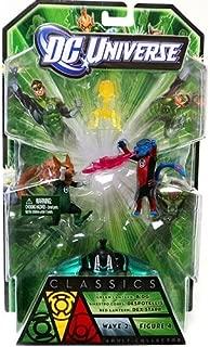 Green Lantern Classics Lantern Animals B'dg, Dex-Starr, and Despotellis Collectible Figures