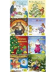 Pixi-Weihnachts-8er-Set 35: Kling, Pixi, klingelingeling (8x1 Exemplar) (35)
