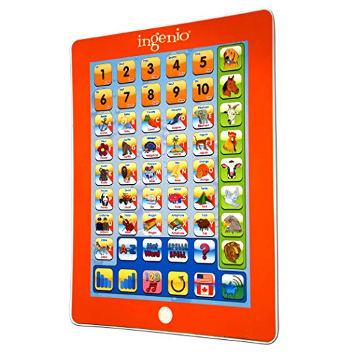 Ingenio Smart Play Pad (English and French), Multi, Model:59213