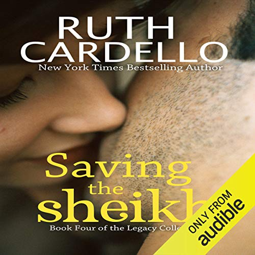 Saving the Sheikh cover art