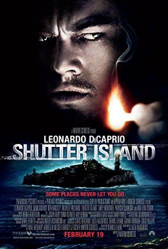 Shutter Island Cool Film Poster, Papier, a2