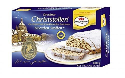 Dr Quendt Dresdner Christstollen Menge:1000g