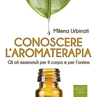 Conoscere l'aromaterapia copertina