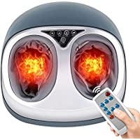 Caresvas Shiatsu Kneading Foot Massager for Tired Muscles and Plantar Fasciitis