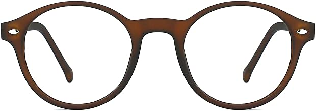 brown lens glasses