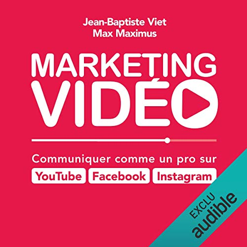 Couverture de Marketing Vidéo