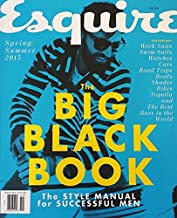 Esquire Magazine The Big Black Book (Spring-Summer 2015)