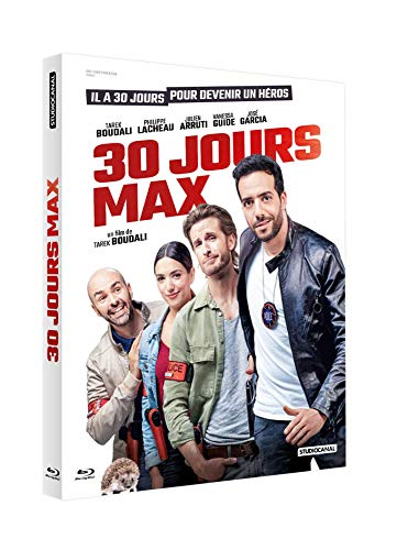 30 Jours Max [Blu-Ray]