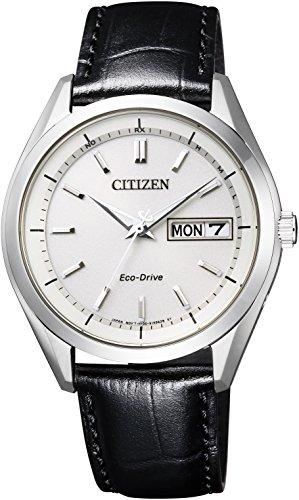[シチズン]CITIZEN 腕時計 CITIZEN COLLECTION シチズンコレクション エコ・ドライブ電波時計 AT6060-00A メンズ