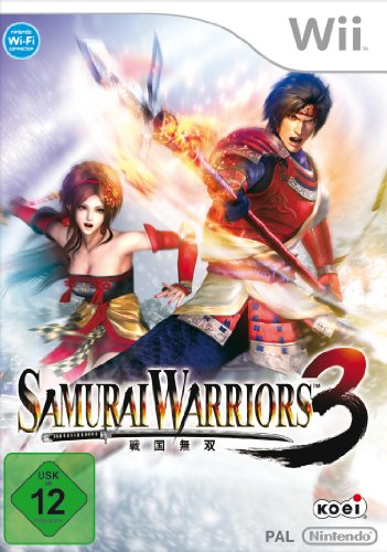 Samurai Warriors 3 [Edizione: Germania]