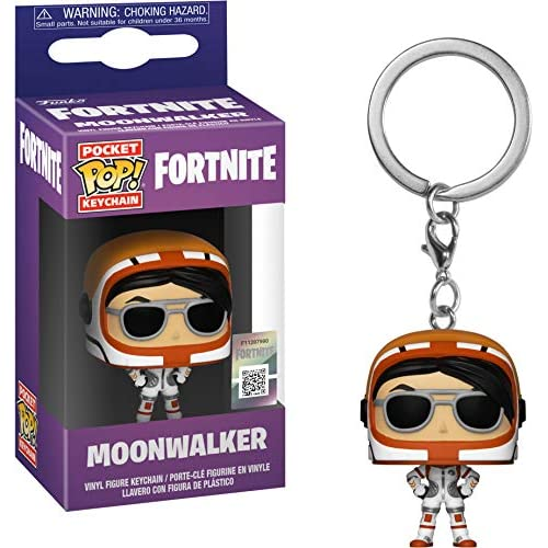 Funko POP! KEYCHAIN: Fortnite S1a - Moonwalker