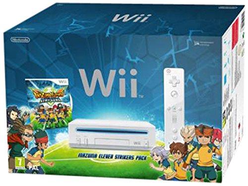 Wii Inazuma Eleven Strikers Pack [Edizione: Germania]