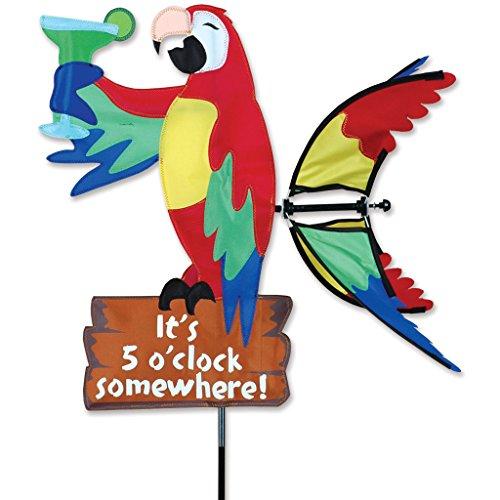 Premier Kites 20 in. Island Parrot Spinner