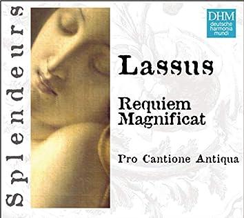 DHM Splendeurs: Lassus: Requiem A5 / Magnificat