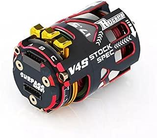 RCRunning 540 17.5T 3.175mm Shaft Sensored Brushless Motor Racerstar V4S Rocket Stock Spec Brushless 2 Sensor for 1/10 RC Racing Car