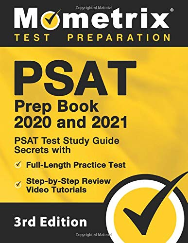 PSAT Prep Book 2020 and 2021 - PSAT Test Study Guide Secrets with...
