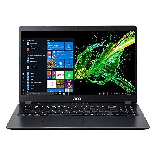 Acer Ordinateur Portable Aspire 3 A315-54K-52J3 (15.6') (Noir)