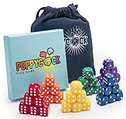 Image of Poppycock Family Dice Game...: Bestviewsreviews