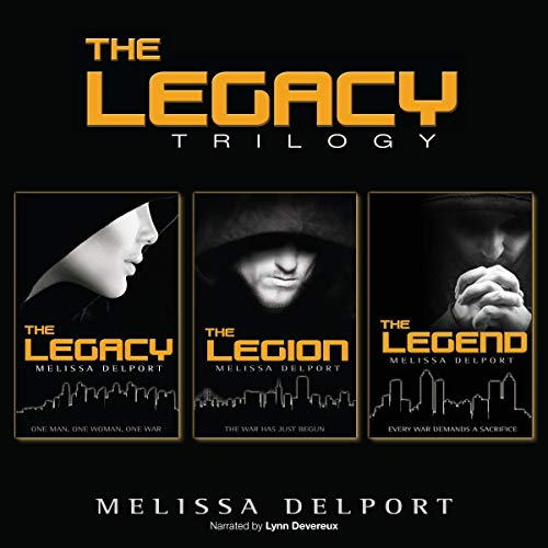 The Legacy Trilogy Box Set Titelbild