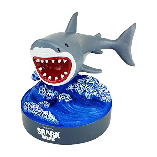 Official Discovery Shark Week Great White Bobblehead