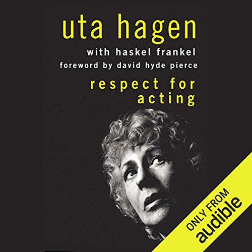 Respect for Acting, 2nd Edition audiobook cover art