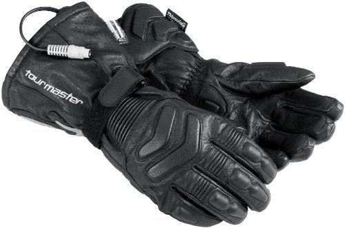 Tour Master Synergy 2.0 Electrically Heated Leather Gloves 8766-0205-10