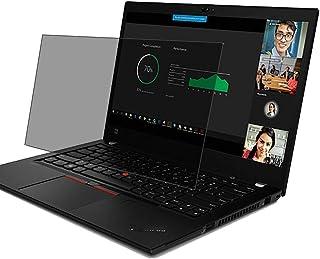 """Vaxson Anti-Spy beschermfolie compatibel met Lenovo ThinkPad T14S Gen 1 14"""" 2020, displaybeschermingsfolie beeldschermbesc..."""