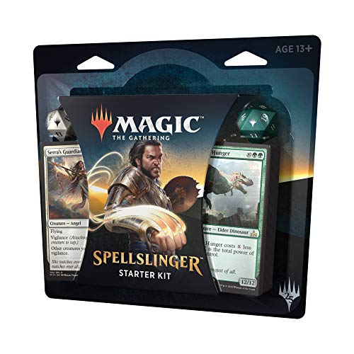 Magic The Gathering MTG-SSK-EN Spellslinger Starter Kit 2018, Multi
