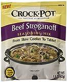 Crock Pot Seasoning Mix, Beef Stroganoff, 1.5 Ounce (Pack of 12)