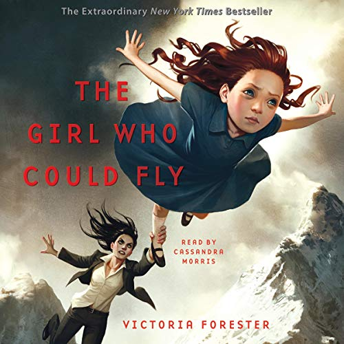 The Girl Who Could Fly cover art