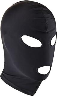 GearTOP Passamontagna integrale per il viso maschera per sciare e scaldacollo per andare in motocicletta e bicicletta Black//Green