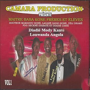 Maître Baba Koné frères et élèves, vol. 1