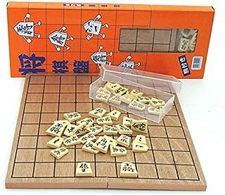 折将棋盤セット お子様にも楽しい プラスチック製駒付本格将棋セット