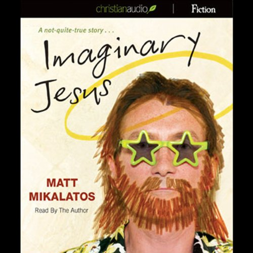 Imaginary Jesus audiobook cover art