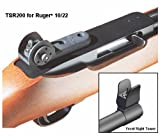 Tech SIGHT TSR200 Adjustable Aperture Sight for The Ruger 10/22 Rifles
