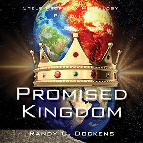Promised Kingdom  By  cover art