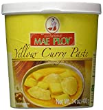 Image of Thai yellow curry paste
