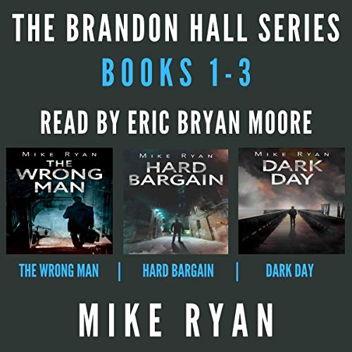 The Brandon Hall Series Books 1-3 cover art