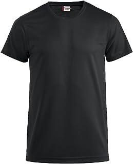 Herren Funktions T-Shirt aus Polyester von CLIQUE. Das T-Shirt für den Sport, perforiert und feuchtigkeitsabführend von noTrash2003®