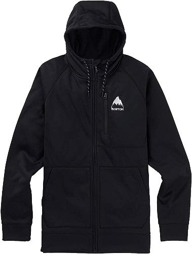 Burton Crown Bonded Sweatshirt à Capuche Technique Homme