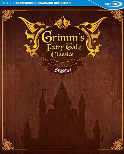 Grimm's Fairy Tale Classics Season 1 [Blu-ray]
