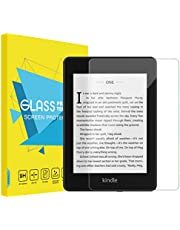 ATiC Kindle Paperwhite 2018 保護フィルム 強化ガラス液晶保護フィルム 超薄型 PC保護フィルム 貼付簡単 高透過率 透明