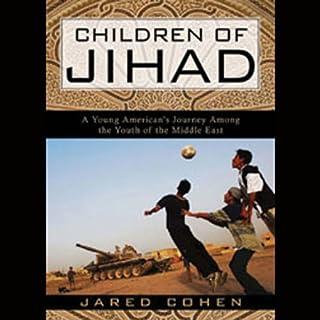 Children of Jihad audiobook cover art