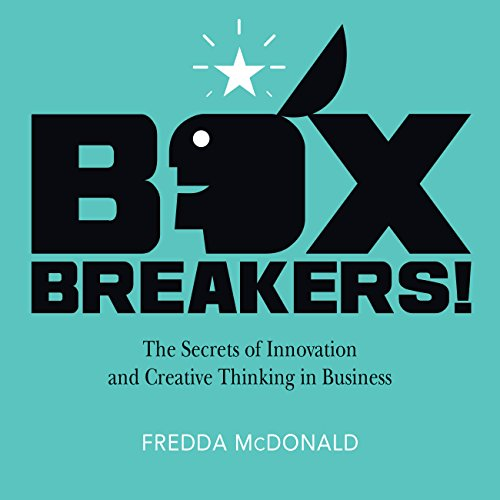 BoxBreakers! audiobook cover art